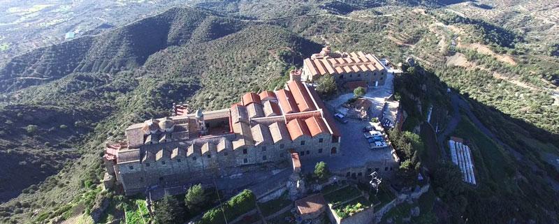 Экскурсии в монастырь Ставровуни на Кипре