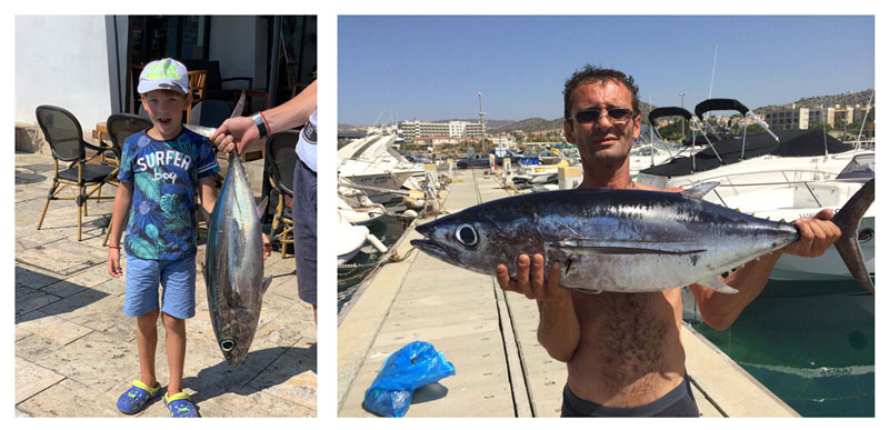 Путешествия на яхте Кипр