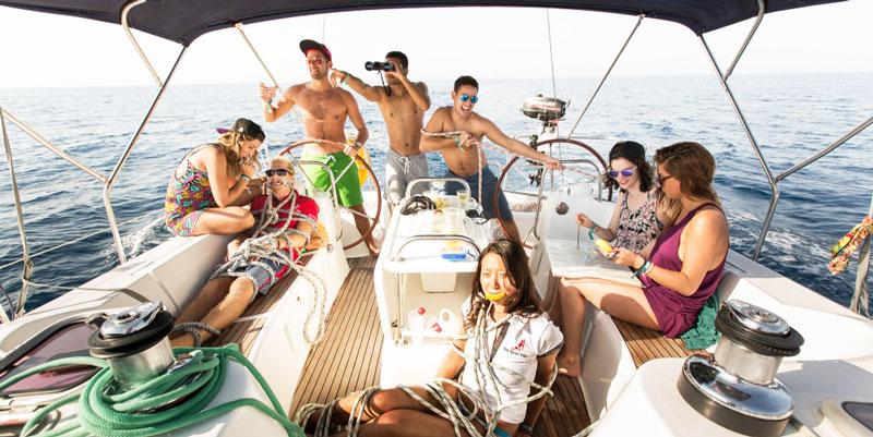 Самые лучшие маршруты путешествий на яхтах Кипр