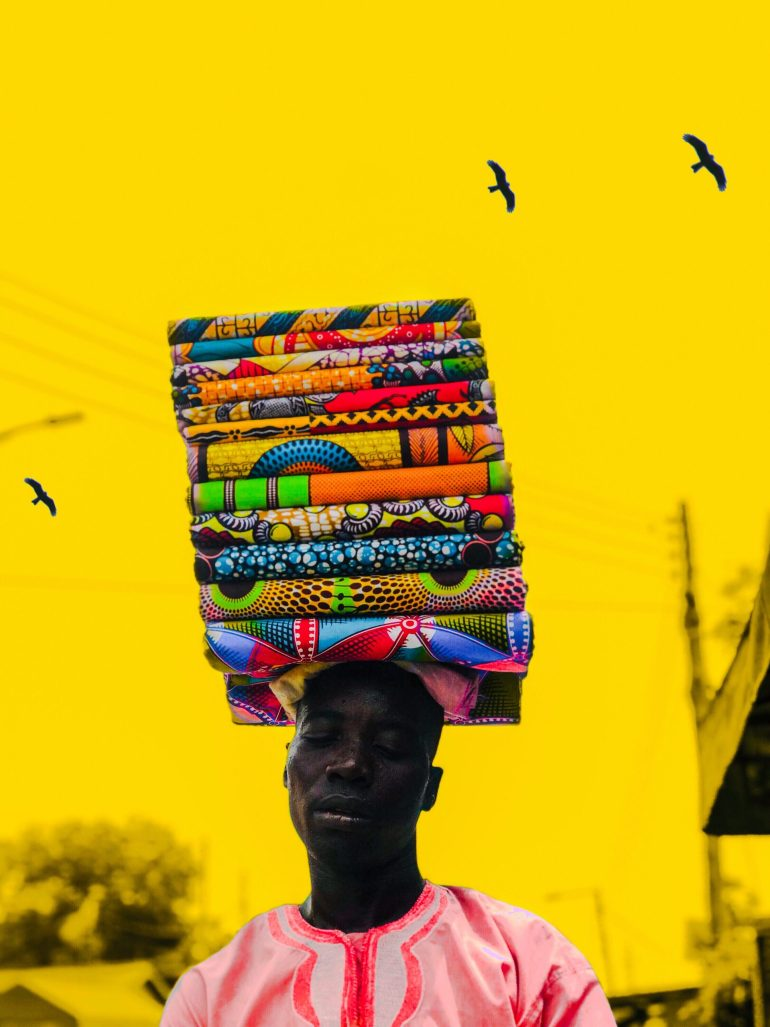 #Africancreativeseries: Meet Mobile Photographer, Derrick O Boateng From Ghana