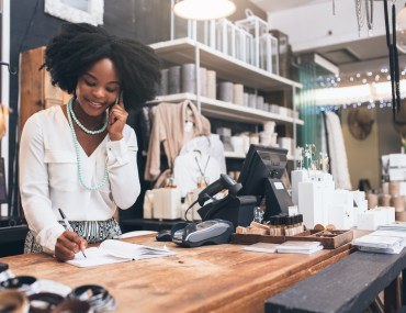 how to find ad support black owned businesses