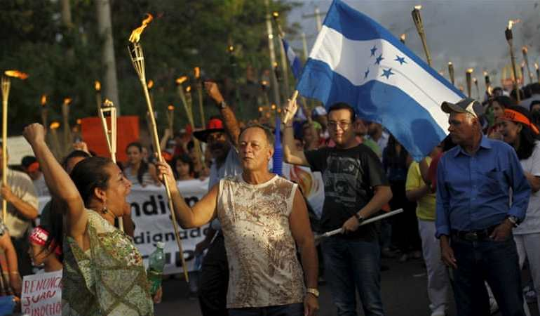 Afro-Indigenous Leaders Of Honduras Are Being Kidnapped