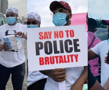 Nigeria: Protesters demand scrapping SARS police unit