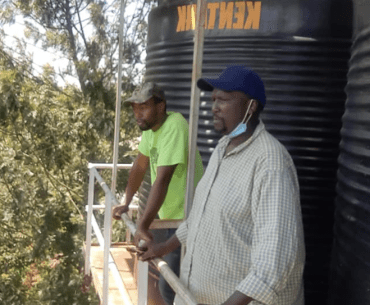 From Being Homeless In America To Owning One Of Kenya's Largest Organic Farms