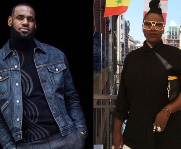 LeBron James partners with Ghanaian-born designer Mimi Plange for new sneaker collection
