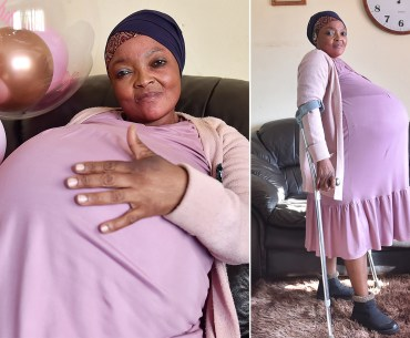 South African Woman Gives Birth to 10 Children, Breaks Guinness World Record