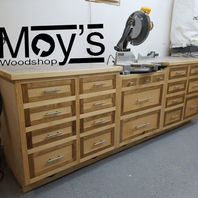 Miter Saw Station Build (Part-2)