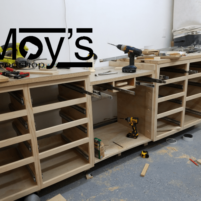 Miter saw station Build (Part-1)