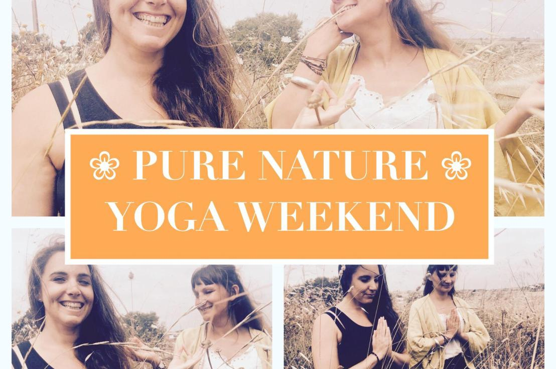 Pure Nature Yoga Weekend