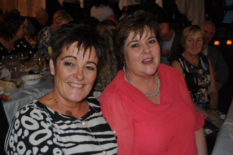 Betty Ahern & her sister Kay