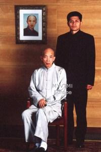 Moy Yat con Leo Imamura
