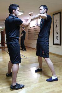 Practicar Wing Tsun Kung Fu