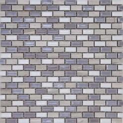 Mozaiek Parel Grijs