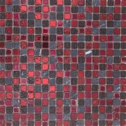 Mozaiek Scharlaken Rood
