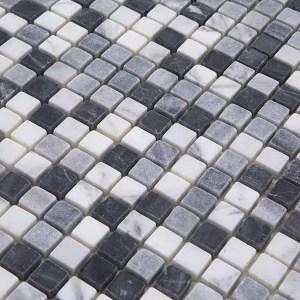 Mozaiek Grijs Mengsel
