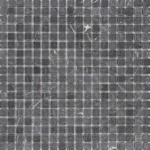 Mozaiek Zwart Grijs