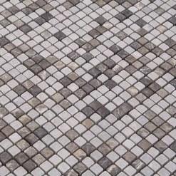 Mozaiek Natura Avio Grijs Mini
