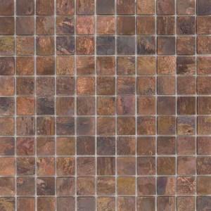 Mozaiek Koperen Vierkant