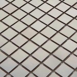 Mozaiek Metaal Vierkant
