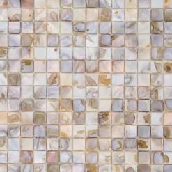 Mozaiek Parelmoer Natuur