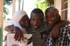 Marisa, Momade and Suraia