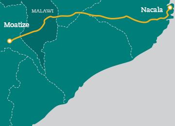 Nacala Corridor Project - ferrovia_mocambique