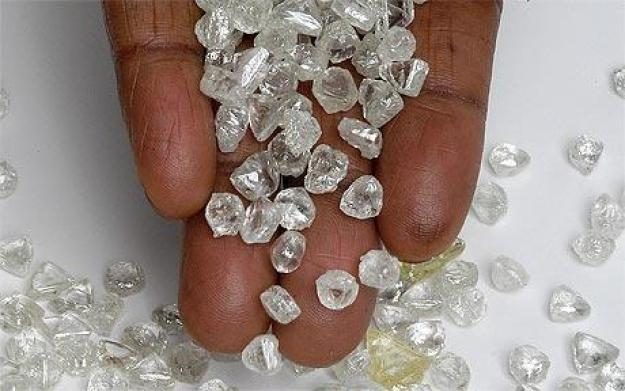 AFRICA- Angola is the third largest producer of diamonds in the continent