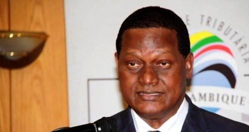 Mozambique Tax Authority CEO, Rosário Fernandes