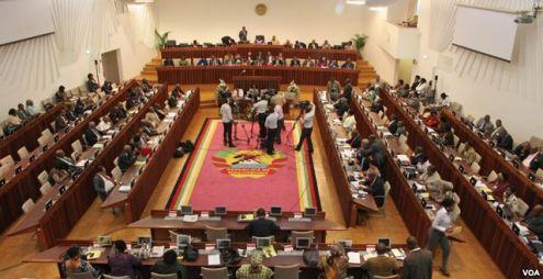 Mozambique Parliament