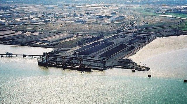 Mozambique Matola Coal Terminal