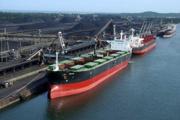 SA Richards Bay Coal terminal