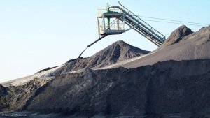 Kenmare Resources heavy sands operation in Moma, Nampula, Mozambique