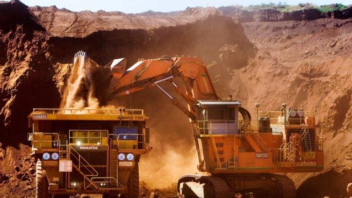 Rio Tinto Mine, Canada