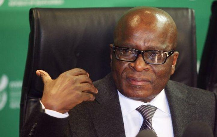 SA Mineral Resources Minister Ngoako Ramatlhodi