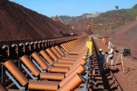 Brazillian Vale Iron ore Carajas mine