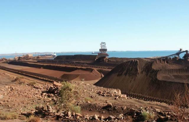 Australian iron-ore over-production...Chinese producers shrug off threat