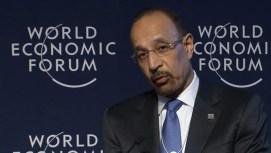 Khalid Falih,  CEO of Saudi Aramco