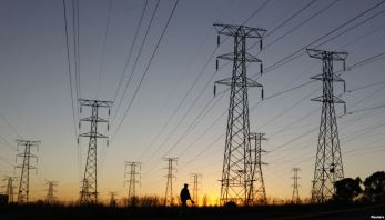 Over a third, or 37%, of Eskom installed generating capacity was offline as of last Thursday