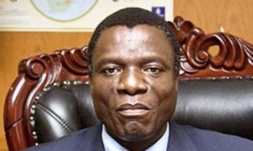 Maxwell Mwale, former Zambia Mines Minister