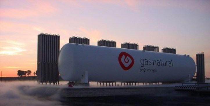 Galp Energia profit boosted by higher LNG sales