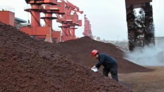 China Ore Port