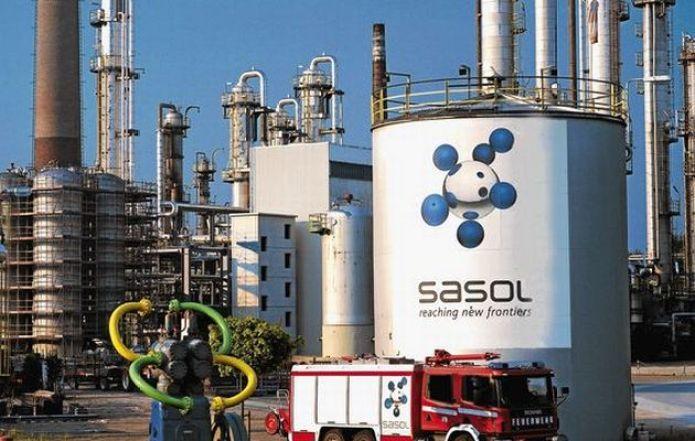 Sasol facilities