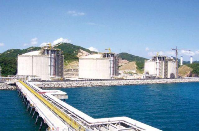 LNG China -guandong-dapeng-lng