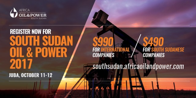 Africa Oil & Gas: South Sudan to host first energy event ever