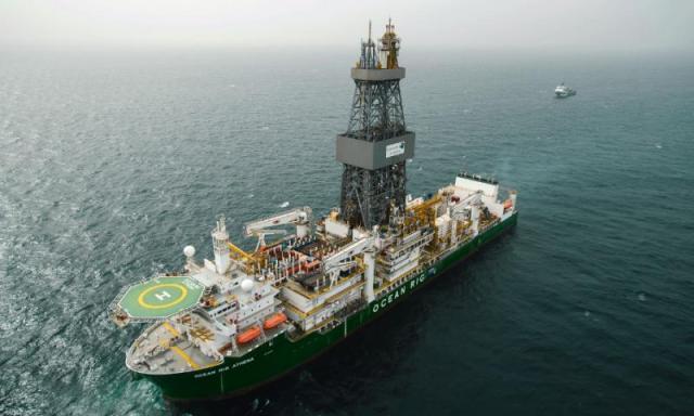 Cairn Energy Ocean Rig Athena 1