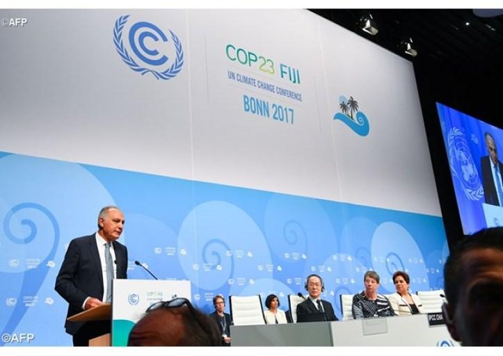 COP23 - AFP7230899_Articolo