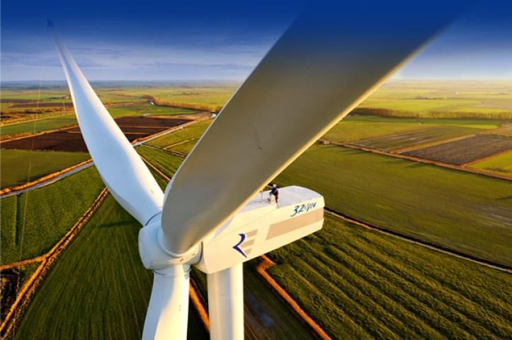 Wind-Turbine - South Africa