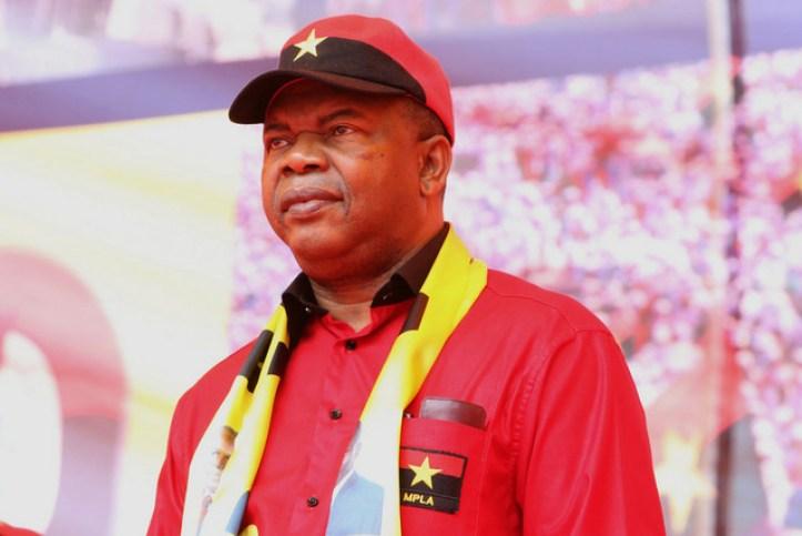 Angola Joao Lourenco