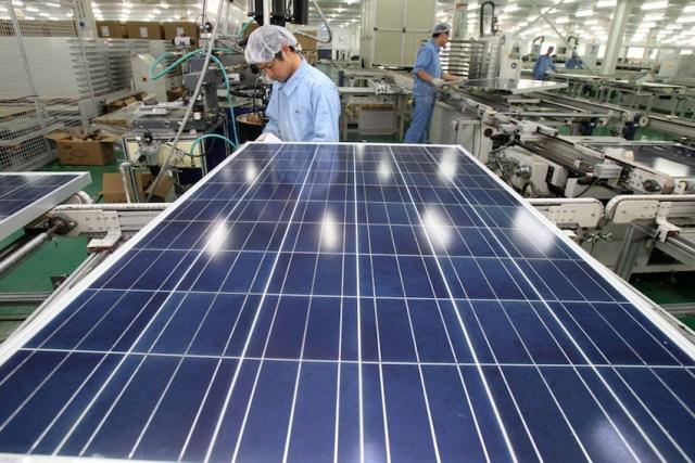 solar-panels factory -mozambiqueminingpost.com