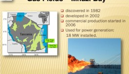 Africa Oil & Gas: Tanzanian Gas Issues